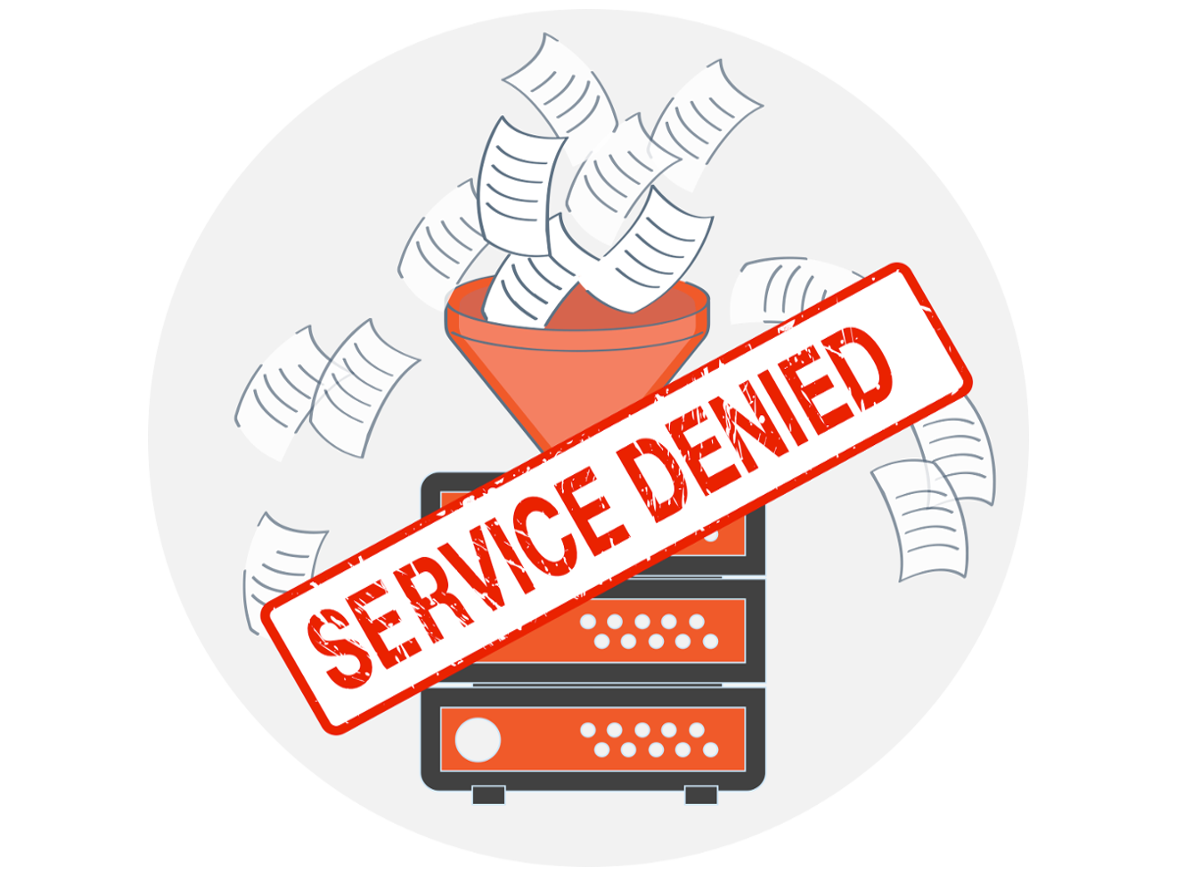 Denial of Service via Unrestricted File Upload